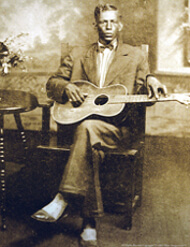 Charley Patton: Spoonful Blues