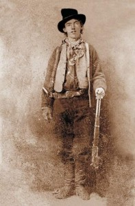 Have a Safe New Year's Eve (Billy the Kid Rises Again)