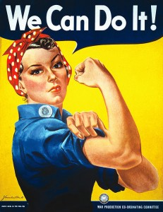 Rosie the Riveter RIP
