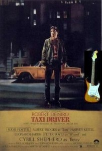"Taxi Driver Music:  ""The Pilgrim, Chapter 33"""