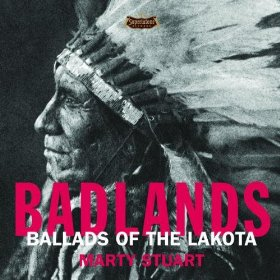Thanksgiving with Marty Stuart:  Badlands