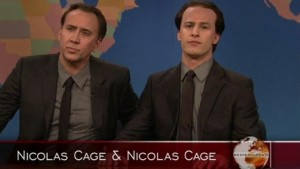 """Get in the Cage"" with the Real Nicolas Cage"