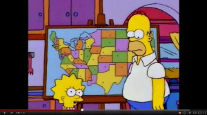 Simpson Creator Reveals the Location of Springfield