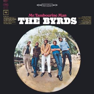 "The Byrds Release ""Mr. Tambourine Man"""