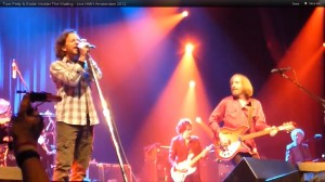 """Eddie Vedder Joins Tom Petty for """"The Waiting"""""""