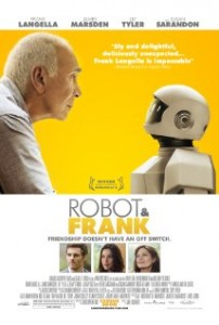 "Low Budget Sci-Fi & Much More in ""Robot & Frank"" (Short Review)"