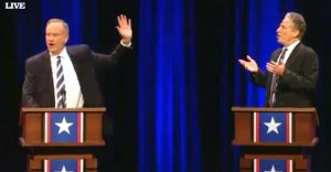 The Jon Stewart and Bill O'Reilly Rumble