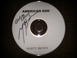 "A Lost CD of Marty Brown: ""American Son"" (Review)"