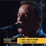 Hurricane Sandy Concert Ends With Springsteen's Hope