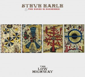"Steve Earle's ""The Low Highway"" Coming Soon"