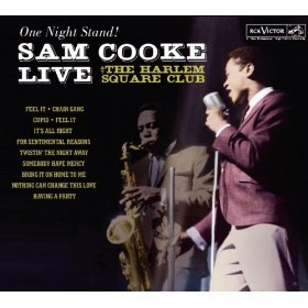 "Anniversary of Sam Cooke's ""Live at the Harlem Square Club"""