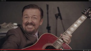 "The Return of David Brent from ""The Office"""