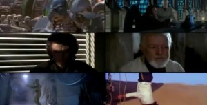 "All Six ""Star Wars"" Movies At Once"