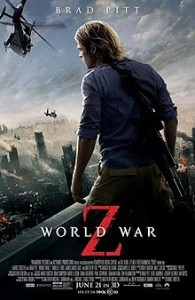"""World War Z"" Is Expected Fun (short review)"