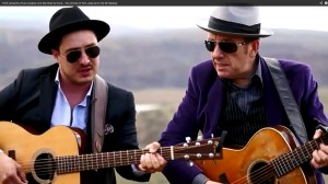 "Mumford & Sons Join Elvis Costello on ""Ghost of Tom Joad"""