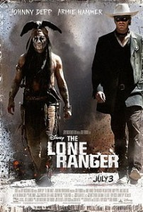 Was Armie Hammer's Portrayal of the Lone Ranger Offensive?