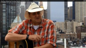 Marty Brown Gives Emotional Performance in NY: Still the One
