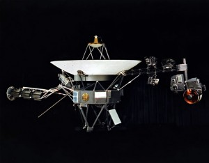 Voyager 1 Has Left the Building (Solar System)