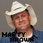"""New Marty Brown Single:  """"Whatever Makes You Smile"""""""