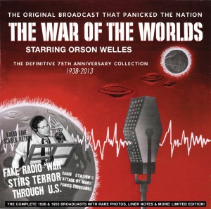 "Orson Welles And the Pre-Internet ""War of the Worlds"""