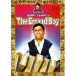"""Copying Jerry Lewis in """"The Errand Boy"""""""