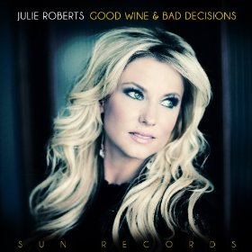 "Julie Roberts ""Not Getting Any Better at Goodbye(s)"""