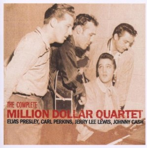 The Impromptu Million Dollar Quartet
