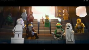 New Trailer for 3D Lego Movie