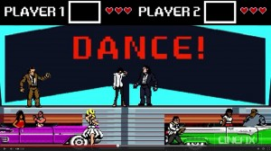 """What If """"Pulp Fiction"""" Were a 1980s Video Game?"""