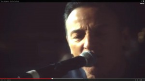 """Springsteen Video for The Saints Cover  """"Just Like Fire Would"""""""