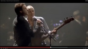 Sting Sings With Robert Downey Jr.?  (and it's pretty awesome)