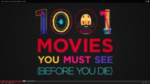 1001 Movies to See Before You Die: The Video