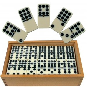 Oh Oh Domino (Theory)