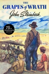"""Anniversary of """"The Grapes of Wrath"""""""