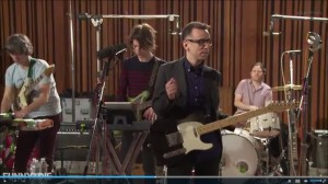 Fred Armisen Takes Over The Flaming Lips