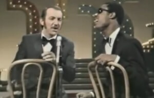 Bobby Darin Singing His Last Hit With Stevie Wonder