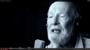 "Pete Seeger ""Forever Young"""
