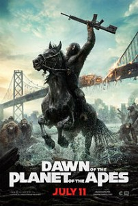 """""""Dawn of the Planet of the Apes"""" (Short Review)"""