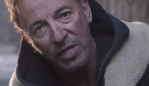 "Springsteen Short Film for ""Hunter of Invisible Game"""