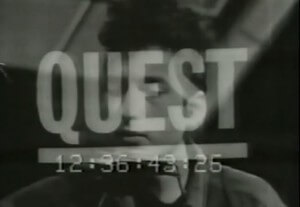 Bob Dylan's 1964 Quest