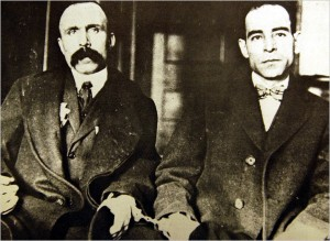 The Execution of Sacco and Vanzetti: Two Good Arms