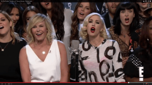 "Chelsea Lately's ""Goodbye to E!"" Song"
