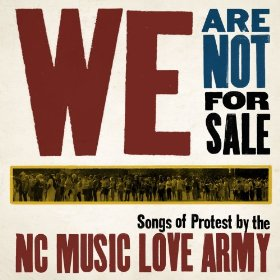 NC Music Love Army Continues Music's History of Protest