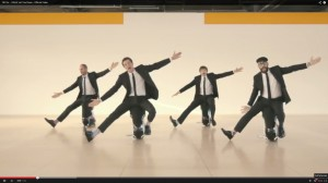 "OK Go: ""I Won't Let You Down"""
