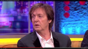 """A Really Big Shock"": McCartney on Hearing of Lennon's Death"