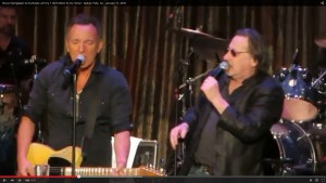 Southside Johnny and Springsteen Don't Wanna Go Home at Benefit