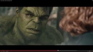 "Chronological Trailer Mashup of ""Avengers: Age Of Ultron"""