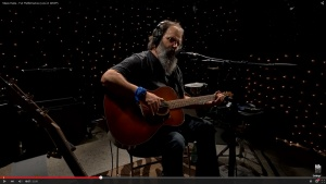 Steve Earle Sings the Blues at KEXP