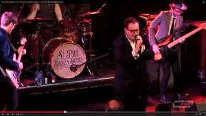 St. Paul & The Broken Bones Live at The Paradise