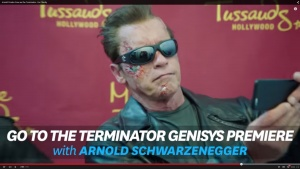 The Terminator Pranks Fans